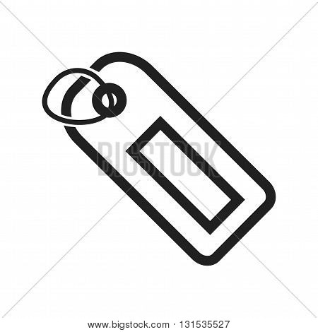 Tag, sale, price icon vector image. Can also be used for shopping. Suitable for use on web apps, mobile apps and print media.