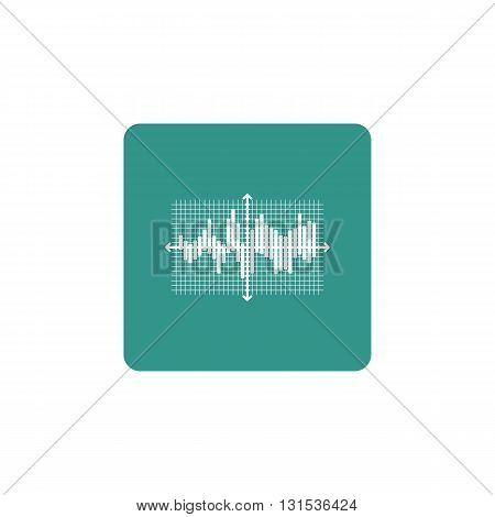 Monitoring Icon In Vector Format. Premium Quality Monitoring Symbol. Web Graphic Monitoring Sign On
