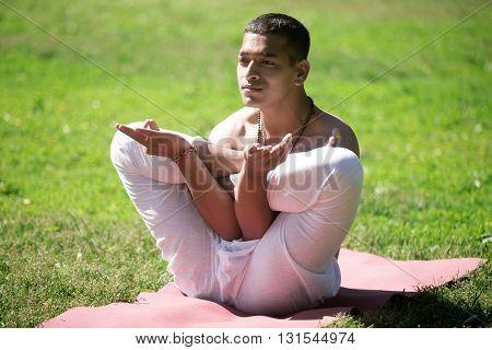 Yogi In Park