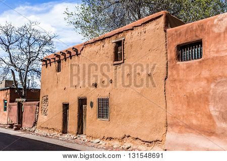 Oldest house in Santa Fe New Mexico