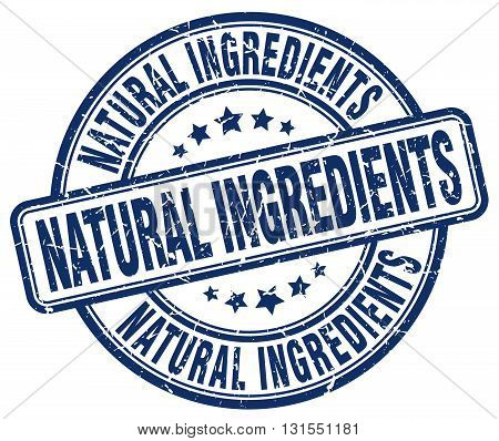 natural ingredients blue grunge round vintage rubber stamp.natural ingredients stamp.natural ingredients round stamp.natural ingredients grunge stamp.natural ingredients.natural ingredients vintage stamp.