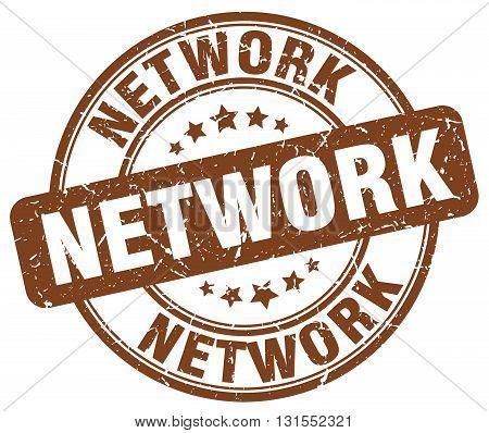 network brown grunge round vintage rubber stamp.network stamp.network round stamp.network grunge stamp.network.network vintage stamp.