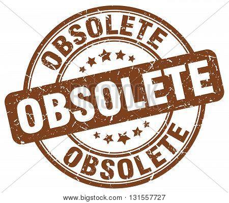 obsolete brown grunge round vintage rubber stamp.obsolete stamp.obsolete round stamp.obsolete grunge stamp.obsolete.obsolete vintage stamp.