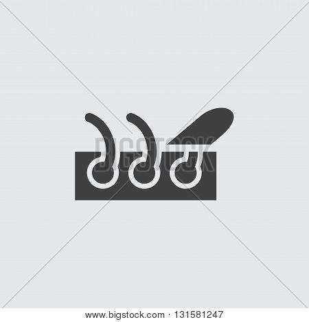 Shaving icon illustration isolated vector sign symbol