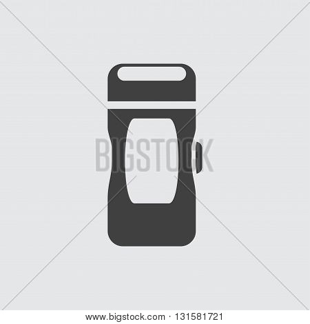 Epilator icon illustration isolated vector sign symbol