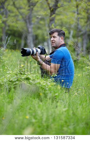 Professional Nature Photographer