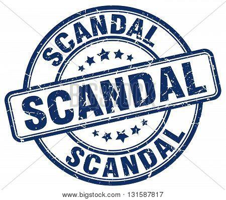 scandal blue grunge round vintage rubber stamp.scandal stamp.scandal round stamp.scandal grunge stamp.scandal.scandal vintage stamp.