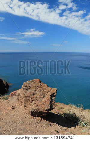 Cabo de Gata-Nijar's natural reserve, Andalusia, Spain