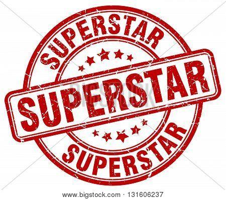 superstar red grunge round vintage rubber stamp.superstar stamp.superstar round stamp.superstar grunge stamp.superstar.superstar vintage stamp.