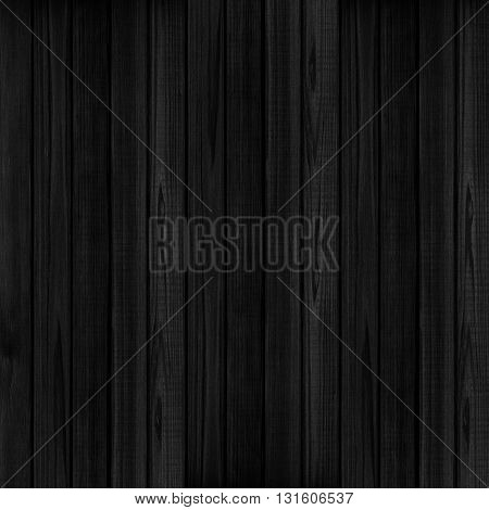 Wood wall plank black texture background; Wood background or texture