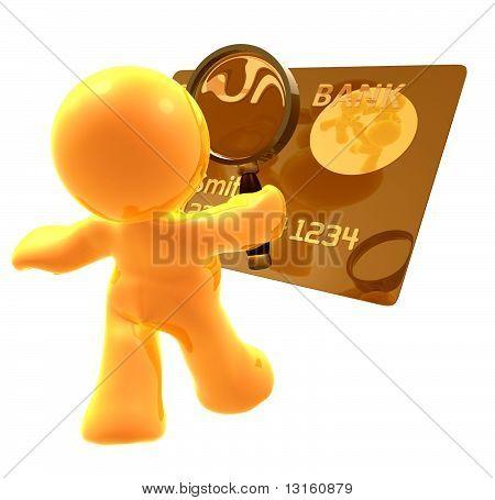 Verifying credit card identity