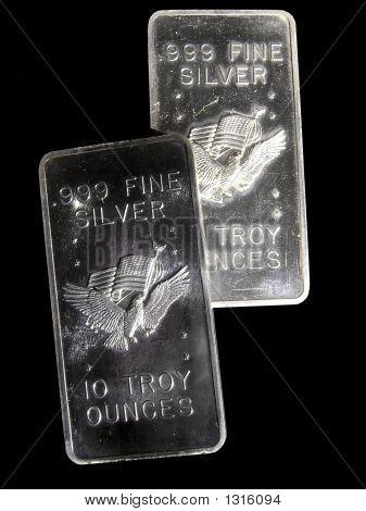 Silver Ingots