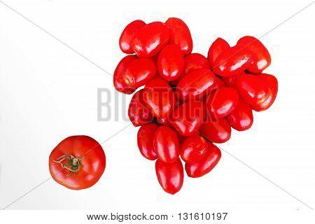 Tomatoes Heart