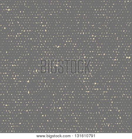 Geometric seamless vector background with ink splashes and stains. Abstract texture