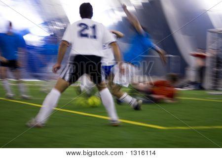 Soccer Blur 1