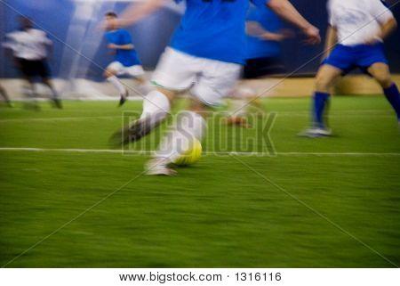 Soccer Blur 3