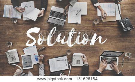 Solution Decision Discovery Improvement Solve Concept