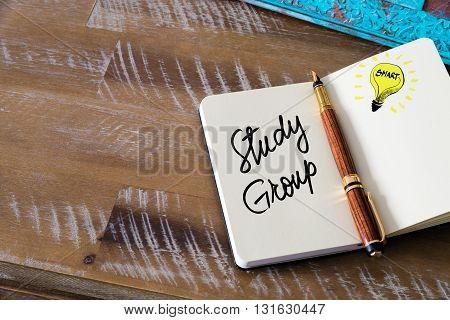 Handwritten Text Study Group