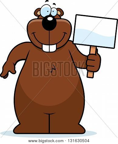 Gopher Sign