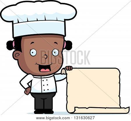 Chef Child Menu