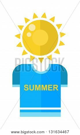 Sunburst star logo icon. Sun t-shirt, summer time, nature summer time shirt. Sunshine sun logo. Nature summer time logo sun star. Summer time logo vector. Star sun silhouette. Sun isolated logo.