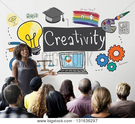 Creativity Ability Innovation Inspiration Concept
