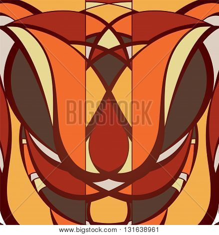 Vector illustrator abstract colorful background. Illustration 10 version