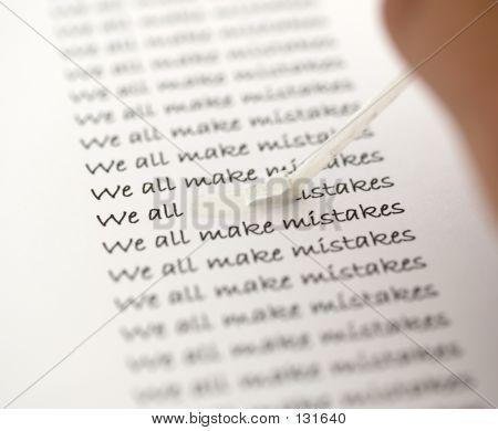 Wir alle machen Fehler 2