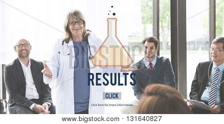 Results Effect Outcome Assessment Evaluation Concept