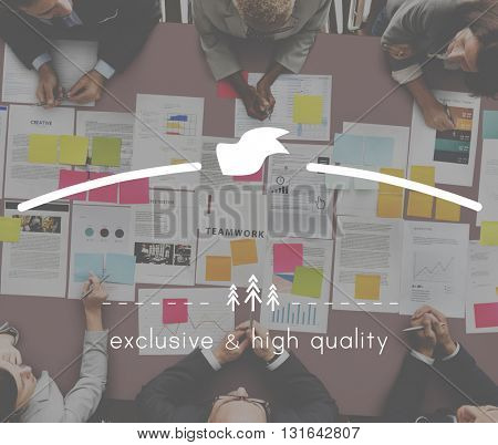 Quality Brand Product Standard Trademark Value Concept