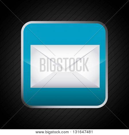 app store design mail, vector illustration eps10 graphic