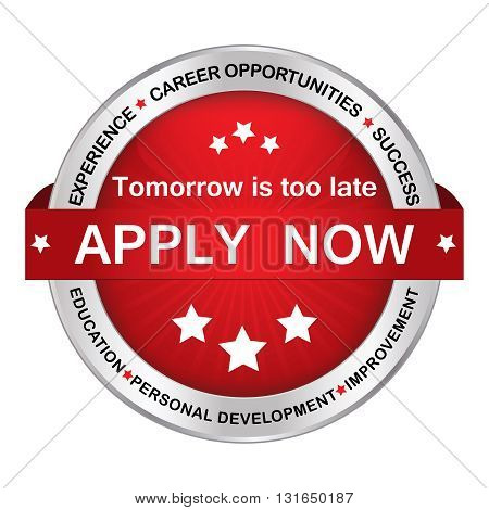 Apply now. Tomorrow is too late -  for recruitment companies.