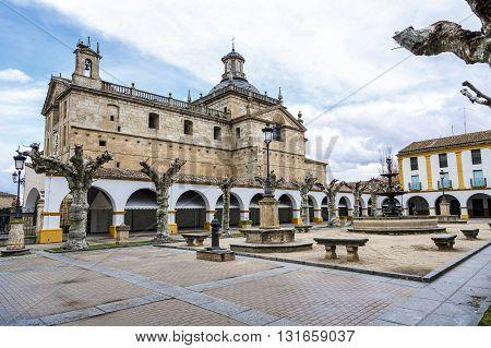 Cathedral of Ciudad Rodrigo Salamanca Castilla y Leon Spain