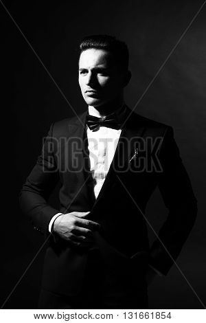 Young Sexy Gentleman