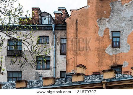 Saint Petersburg Windows