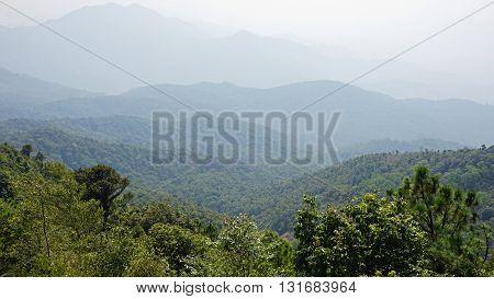 Doi Inthanon Nationalpark