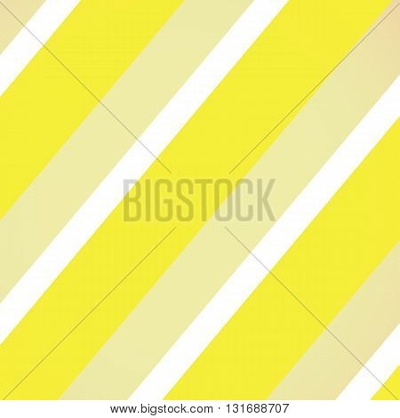 pattern of wide strips of white gray and yellow oblique