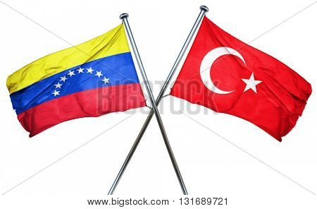 Venezuela flag  combined with turkey flag