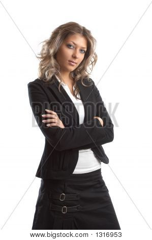 Great Looking Business Woman