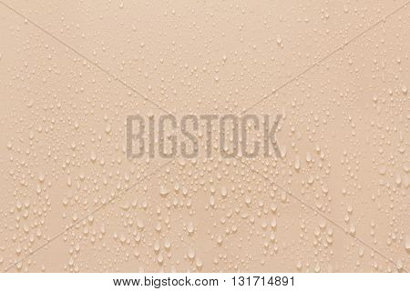 Water drops background , Conceptual ,insert Text