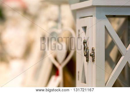 Decorative cupboard