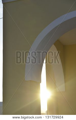 Sun Trough Cupola