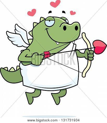 Lizard Cupid