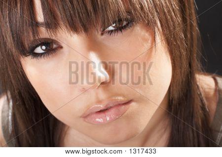 Retrato de mujer sexy