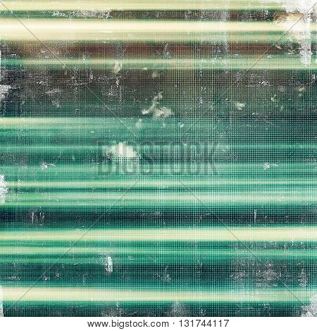 Grunge background or texture with vintage frame design and different color patterns: yellow (beige); brown; gray; blue; white; cyan