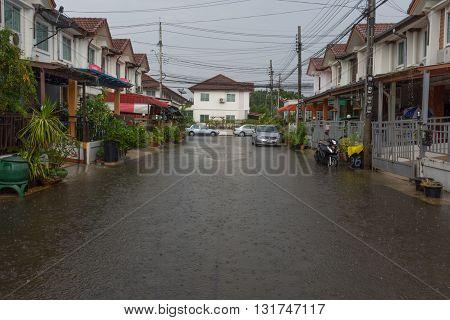 Water Flood Village