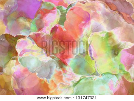 Abstract Wallpaper Texture Of Bright Color. Marble Color With Glass Effect.