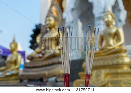 Thai Temple, Wat Traimitr Withayaram