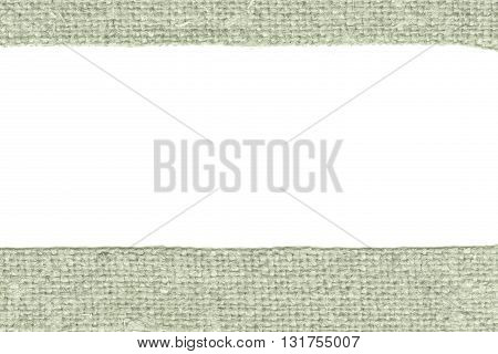 Textile sack fabric interior mint canvas material agricultural background