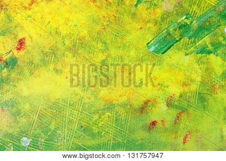 Close Up of Background and Texture of Abstract Art